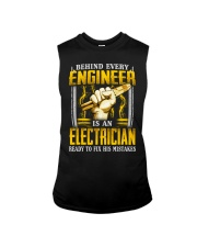Electrician Ready Sleeveless Tee thumbnail