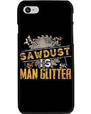 Sawdust Phone Case tile