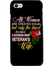 Finest Wife Korean War Phone Case thumbnail