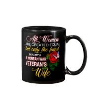 Finest Wife Korean War Mug thumbnail