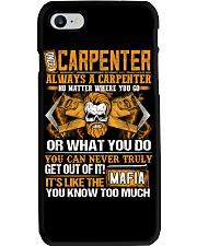 Mafia Carpenter Phone Case thumbnail