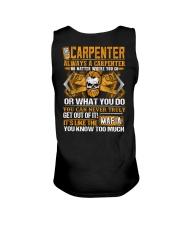 Mafia Carpenter Unisex Tank thumbnail