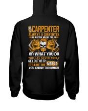 Mafia Carpenter Hooded Sweatshirt thumbnail