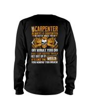 Mafia Carpenter Long Sleeve Tee thumbnail