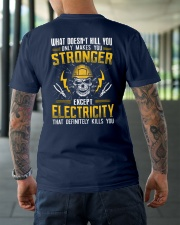 Electricity Classic T-Shirt lifestyle-mens-crewneck-back-3
