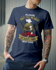 Don't Tell Me Classic T-Shirt lifestyle-mens-crewneck-front-6