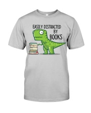 Distracted By Books Classic T-Shirt thumbnail