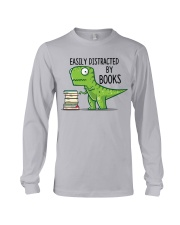 Distracted By Books Long Sleeve Tee thumbnail
