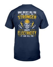 Electricity Can Classic T-Shirt back