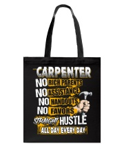 Carpenter Straight Hustle Tote Bag thumbnail