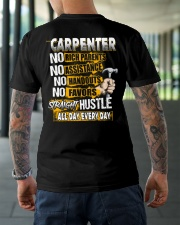 Carpenter Straight Hustle Classic T-Shirt lifestyle-mens-crewneck-back-3