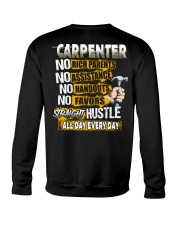 Carpenter Straight Hustle Crewneck Sweatshirt thumbnail