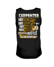 Carpenter Straight Hustle Unisex Tank thumbnail