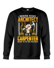 Carpenter Ready Crewneck Sweatshirt thumbnail
