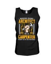 Carpenter Ready Unisex Tank thumbnail