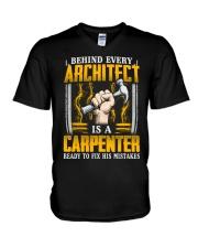 Carpenter Ready V-Neck T-Shirt thumbnail