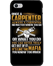 Mafia Carpenter Phone Case thumbnail