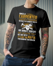Mafia Carpenter Classic T-Shirt lifestyle-mens-crewneck-front-6