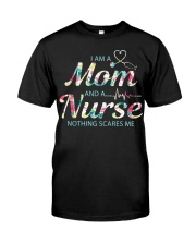 Mom Nurse Classic T-Shirt front