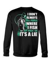 Tell A Lie Crewneck Sweatshirt thumbnail