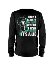 Tell A Lie Long Sleeve Tee thumbnail