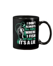 Tell A Lie Mug thumbnail