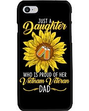 Just Vietnam Veteran Daughter Phone Case thumbnail