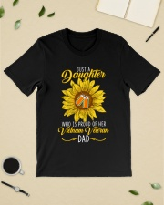 Just Vietnam Veteran Daughter Classic T-Shirt lifestyle-mens-crewneck-front-19