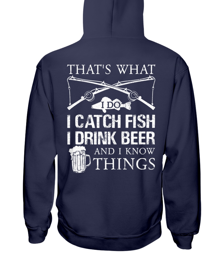 What I Do 2 Hooded Sweatshirt