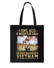 Never Far Away Tote Bag thumbnail