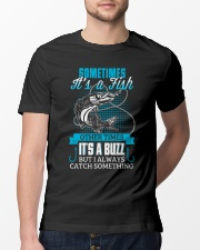 Catch Something Classic T-Shirt lifestyle-mens-crewneck-front-13