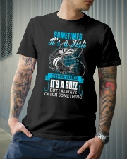 Catch Something Classic T-Shirt lifestyle-mens-crewneck-front-6