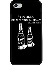 Two Beer Phone Case thumbnail