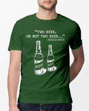 Two Beer Classic T-Shirt lifestyle-mens-crewneck-front-13