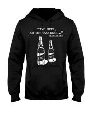 Two Beer Hooded Sweatshirt thumbnail