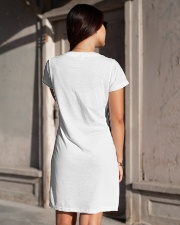 Blue Curves All-over Dress aos-dress-back-lifestyle-1