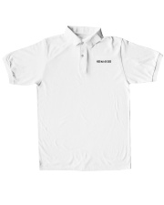 SDW Classic Name Classic Polo embroidery-polo-short-sleeve-layflat-front