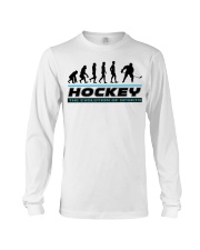Hockey The Evolution Of  Sports Long Sleeve Tee tile