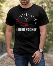 I Need Hockey Classic T-Shirt apparel-classic-tshirt-lifestyle-front-53