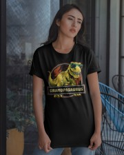 Grand-Pa Saurus Tee For Thanks Giving Classic T-Shirt apparel-classic-tshirt-lifestyle-08