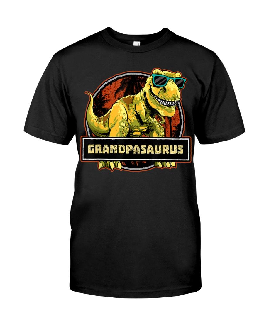 Grand-Pa Saurus Tee For Thanks Giving Classic T-Shirt