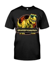 Grand-Pa Saurus Tee For Thanks Giving Classic T-Shirt front