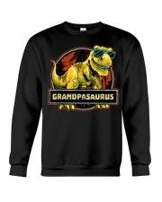 Grand-Pa Saurus Tee For Thanks Giving Crewneck Sweatshirt thumbnail
