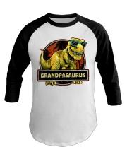 Grand-Pa Saurus Tee For Thanks Giving Baseball Tee thumbnail
