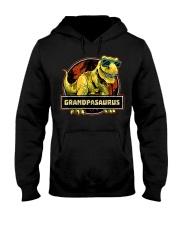 Grand-Pa Saurus Tee For Thanks Giving Hooded Sweatshirt thumbnail