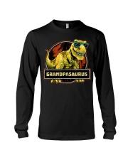 Grand-Pa Saurus Tee For Thanks Giving Long Sleeve Tee thumbnail