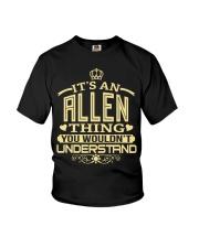 ALLEN THING GOLD SHIRTS Youth T-Shirt thumbnail