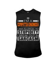 COMPUTER ENGINEER SARCASM JOB TSHIRTS Sleeveless Tee thumbnail