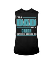 DAD AND CRIER JOB SHIRTS Sleeveless Tee tile