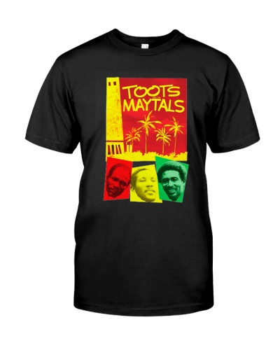 Toots and the Maytals band